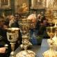 """Parodos """"Šilkas ir auksas"""" atidarymas Bažnytinio paveldo muiziejuje. A. Ufarto nuotr."""