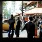 """Juozas Budraitis, """"Restoranas """"La Rotonde, Monparnaso bulvaras 105"""", Paryžius. 1979 m. Iš autoriaus archyvo. A. Narušytės nuotr."""