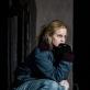 "Jelena Orlova (Mergaitė) spektaklyje ""Idiotas"". L. Vansevičienės nuotr."
