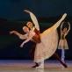 """Rūta Karvelytė ir Danielius Voinovas scenoje iš baleto """"Markitanė"""". M. Aleksos nuotr."""