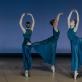 Scena iš Lietuvos tarptautinės baleto akademijos koncerto. M. Aleksos nuotr.