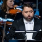 Rafailas Karpis ir Nacionalinis simfoninis orkestras. M. Aleksos nuotr.