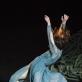 """Julija Stankevičiūtė šokio spektaklyje """"Eglė žalčių karalienė"""". M. Aleksos nuotr."""