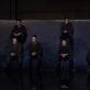 """Scena iš spektaklio """"Lauke, už durų"""". B. Frątczako nuotr."""