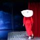 "Darja Moroz (Irina Arkadina) spektaklyje ""Žuvėdra"". A. Kremer-Khomassouridze nuotr."
