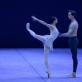 Maia Makhateli ir Arturas Šesterikovas Lietuvos tarptautinės baleto akademijos koncerte. M. Aleksos nuotr.