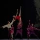 """Scena iš koncerto """"Didysis baleto šimtmetis"""" Latvijoje. A. Ilsters nuotr."""