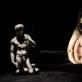 "Scena iš spektaklio ""Doriano Grėjaus portretas"". L. Vansevičienės nuotr."