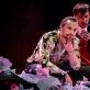 """Valentinas Novopolskis (Parfionas Rogožinas) ir Valentinas Krulikovskis (Myškinas) spektaklyje """"Idiotas"""". L. Vansevičienės nuotr."""