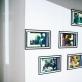 "Jono Meko fotografijų paroda ""Frozen Film Frames"" galerijoje ""Lavra"". 2020 m. Organizatorių nuotr."
