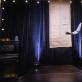 """Dan le Man pasirodyme """"Kauliukų žmogus"""". D. Matvejevo nuotr."""