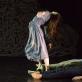 """Scena iš šokio spektaklio """"Eglė žalčių karalienė"""". M. Aleksos nuotr."""