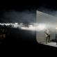 """Scena iš spektaklio """"Minų laukas"""". D. Matvejevo nuotr."""