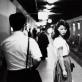 """Ed van der Elsken, """"Tokijas. Mergina metro"""" (1984), Stedelijk muziejus"""