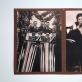 """Vitas Luckus, albumo """"Požiūris į senovinę fotografiją"""" atvartas. 1986 m. A. Narušytės nuotr."""