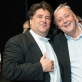 Dirigentas Johannesas Wildneris ir režisierius Grahamas Vickas. M. Aleksos nuotr.