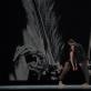 """Jūlija Brauere ir Raimonds Martinovs koncerte """"Didysis baleto šimtmetis"""" Latvijoje. A. Ilsters nuotr."""