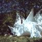 Aleksandra Kasuba. Whiz Bang Quick City 2. 1972 m. gegužės 26–birželio 4 d., Vudstokas, Niujorko valstija. Skaitmeninis Aleksandros Kasubos archyvas Lietuvos nacionaliniame dailės muziejuje