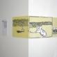 Danutės Gražienės darbų ekspozicija. A. Lekytes nuotr.