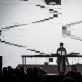 "Ikedos performansas ""Supercodex"". D. Matvejevo nuotr."