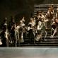 """Scena iš spektaklio """"Kapulečiai ir Montekiai"""". M. Aleksos nuotr."""