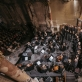 """Dirigentas Amaury du Closel, Šv. Kristofoto orkestras ir choras """"Jauna muzika"""". G. Jauniškio nuotr."""