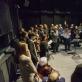 Erdvinio garso sferos Muzikos inovacijų studijų centre atidarymas.J. Jurkūno nuotr.