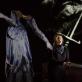 "Nora Petročenko (Judita) spektaklyje ""Juditos triumfas"". D. Kučio nuotr."
