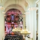 Koncerto akimirka Šv. Jonų bažnyčioje. D. Matvejevo nuotr.