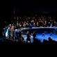 Auksinių scenos kryžių teikimo ceremonija (2012) už 2011 m. kūrybą. A. Šulčytės nuotr.