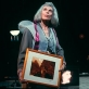 "Beatrice Roth spektaklyje ""Brace up!"". M. Gearhart nuotr."