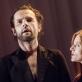 """Darius Gumauskas (Bobas) ir Rasa Samuolytė (Madlena) spektaklyje """"Laimės respublikoje"""". D. Matvejevo nuotr."""