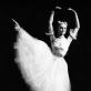 """Loreta Bartusevičiūtė balete """"Silfidė"""". LNOBT archyvo nuotr."""