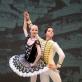 """Milda Luckutė ir Svajūnas Valiūnas koncerte """"Vive le ballet"""". M. Aleksos nuotr."""