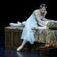 """Kristina Gudžiūnaitė (Medora) ir Genadijus Žukovskis (Konradas) balete """"Korsaras"""". M. Aleksos nuotr."""