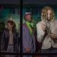 "Scena iš spektaklio ""Hotel Universalis"". T. Povilonio nuotr."