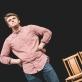 """Martynas Nedzinskas spektaklyje """"Nuostabus dalykai"""". Manto HeadShooter nuotr."""