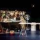 """Scena iš spektaklio """"Tuščiagalvis"""". D. Matvejevo nuotr."""