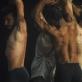 """Spektaklis """"nicht schlafen"""", Alainas Platelis / """"Les Ballets C de la B"""" (Belgija). Organizatorių nuotr."""