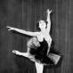 """Tamara Sventickaitė balete """"Gulbių ežeras"""". MELC archyvo nuotr."""