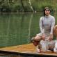 """Spektaklio ežere choreografė: """"Vanduo padeda išlikti tikriems"""""""
