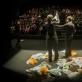 "Scena iš spektaklio ""Maišelio istorija"" (Kanada, ""Puzzle theatre""). D. Matvejevo nuotr."