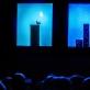 "Scena iš spektaklio ""Miestas"" (Prancūzija). D. Matvejevo nuotr."