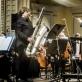 Liudas Mockūnas, Jonathan Berman ir Lietuvos nacionalinis simfoninis orkestras. D. Matvejevo nuotr.