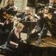 Aleksandra Žvirblytė, Robertas Šervenikas ir Nacionalinis simfoninis orkestras. D. Matvejevo nuotr.