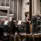 Vera Talerko, Vytautas Juozapaitis, Modestas Pitrėnas, Kauno valstybinis choras, Nacionalinis simfoninis orkestras. S. Žiūros nuotr.