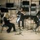 """Kvartetas """"Chordos"""". D. Matvejevo nuotr."""