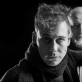"""Spektaklio """"Noktiurnas"""" aktorius Dovydas Stončius ir režisierius Gytis Padegimas. D. Matvejevo nuotr."""
