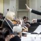 Ingrida Armonaitė, Modestas Pitrėnas ir Lietuvos nacionalinis simfoninis orkestras. D. Matvejevo nuotr.