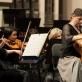 Marta Sudraba ir Lietuvos nacionalinis simfoninis orkestras. D. Labučio nuotr.